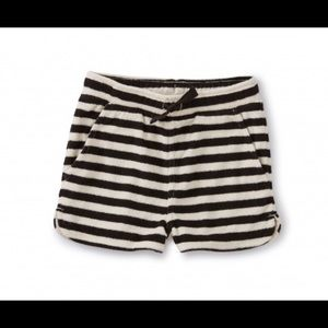 Vintage The Limited Striped Shorts.